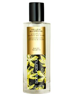 """Sonia Kashuk Yellow Alluriana eau de toilette, $19.99 for 3.4 oz; target.com """"The grapefruit note really hit me when I first sprayed it, which was very energizing! But it got a lot softer and more understated as it dried."""" —Marissa Oliva, beauty assistant """"I haven't worn perfume in years because every one I tried was too heavy for me. This scent is exactly what I've been looking for: crisp, clean, and laid-back."""" —Cristina Pearlstein, senior fashion editor"""