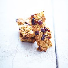 Découvrez la recette Flapjack biscuits anglais sur cuisineactuelle.fr.
