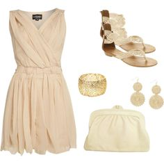 Neutral Color Scheme And Very Grecian