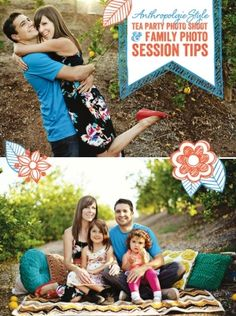 family photo session tips by rickandgina