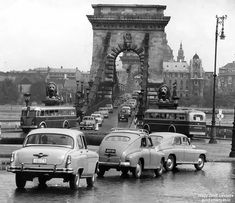 Old Pictures, Pretty Pictures, Old Photos, Good Old, Historical Photos, Budapest, Big Ben, Arch, History