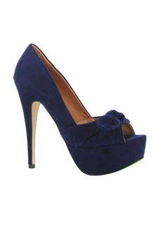 Venta La Strada / 16781 / Zapatos de Tacón / Night / Zapatos de Tacón Azul Marino