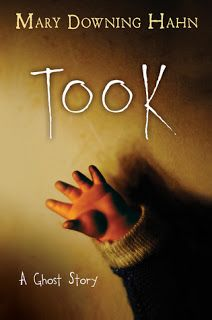 Reading For Sanity : A Book Review Blog: Took - Mary Downing Hahn
