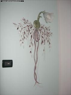 <b>Decorazioni Murali Albergo</b> -