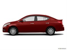 "New 2015 Nissan Versa in ""Red Brick"" in Enterprise, Dothan, Fort Rucker, AL - Mitchell Nissan"