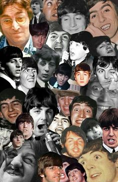 What dorks . #the beatles