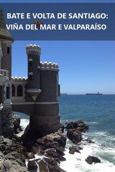 Um bate e volta bem legal para se fazer, caso você esteja em Santiago do Chile, é ir até Viña del Mar e Valparaíso, duas cidades bem próximas uma da outra e completamente diferentes. Vem com a gente!