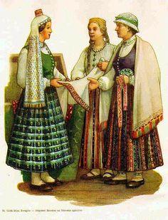 Glūda, Bauska un Tērvete