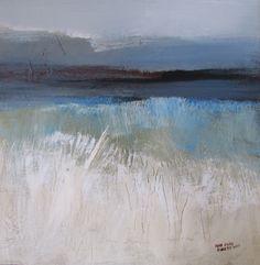 Acrylic on board - Fiona Rowett