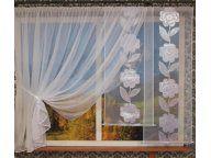 Nowosc Firana Sevilla Woal panele ekrany k1,8-2,5m