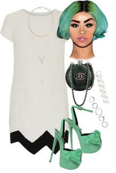 """Green"" by fashion-is-my-passion-14 on Polyvore"