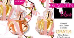 AVON PLUS: mergulhe nesta oferta excelente, são 3 fragrâncias luxuosas pelo preço de 1! Recebem ainda um fantantico desodorizante :)