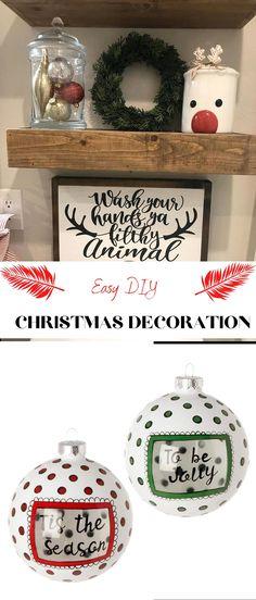 Best DIY Christmas Decoratıon 2020 #christmasdiy Christmas Projects, Christmas Crafts, Christmas Decorations, Easy Diy, Inspiration, Home Decor, Biblical Inspiration, Decoration Home, Room Decor