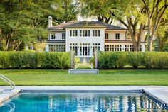 A Century-Old Lake Forest Home with Sprawling Grounds