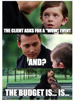 Friday Funny! #eventprofs