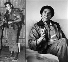 Benjamin Netanyahu & Obama - What they were doing when they were young - speaks VOLUMES.