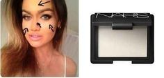 If sleep isn't on your schedule, you can use this helpful highlighter cheat to look more awake.