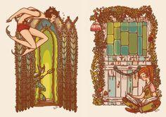 Harry and Ginny by RaRo81