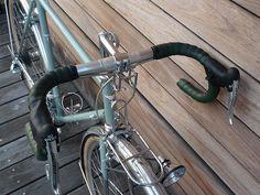Toei 4 Real Steel, Touring Bike, Classic Bikes, Steel Frame, Goblin, Bicycles, People, Veils, People Illustration