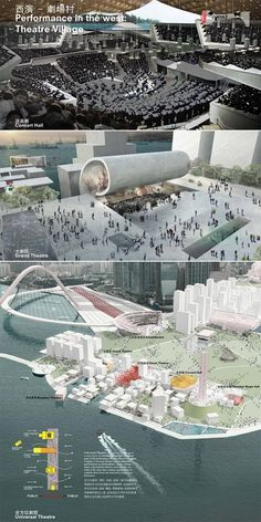 West Kowloon Cultural District, Office for Metropolitan Architecture