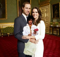 Prince William, Kate Middleton Official Engagement Photos ...