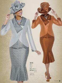 Susanna Ladies Suit 3571 - Divine Church Suits