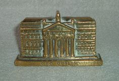 Cast Brass Model G.P.O. Building Dublin Easter Rising 1916 Made in Ireland in Collectables, Metalware, Brass | eBay