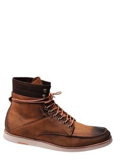 J Shoes Operator Truffel Brown. #shoes #men #boots