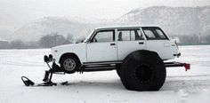 LADA modifications, for those long winter evenings.