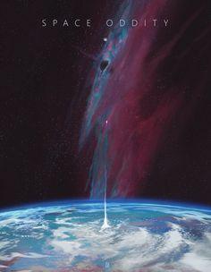 Spaceland | Space Oddity - Bowie Tribute by  Joseph Martinez