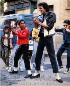 Michael Jackson 1984 Pepsi Commercial