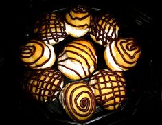 I love making cream puffs!