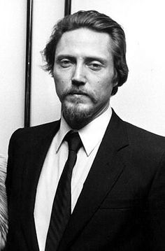 Walken. - Wow, how long ago was this. He doesn't look like he needs any cowbell at all...