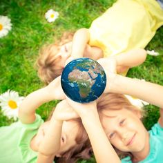 Happy Earth Day! What's the most creative thing you've ever done to be more eco-friendly?