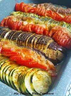 A décliner avec autant d'épices qu'il vous plaira, cette préparation est toujours un enchantement pour les papilles! A la maison, j'en réalise au moins une fois par semaine mais il faut dire qu'à la Réunion, j'ai ces légumes toute l'année sur mes marchés....