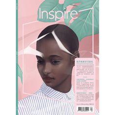 "http://www.dutchuncle.co.uk/hsiao-ron-cheng - On the cover of Taiwanese magazine ""Inspire"" latest issue這期的意念圖誌我有分享ㄧ些比較務實層面的個人經驗談哦有興趣的朋友可以買來參考看看 by hsiaoroncheng"