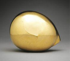 Constantin Brancusi - Prométhée (1911) - Bronze sculpture