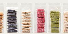 Comiendo con los ojos. FruuteCookies #Packaging #Design #Gastronomía