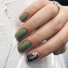 Beautiful Nail Designs To Finish Your Wardrobe – Your Beautiful Nails Nail Art Diy, Diy Nails, Cute Nails, Pretty Nails, Simple Nail Art Designs, Toe Nail Designs, Beautiful Nail Designs, Nail Design Spring, Winter Nail Designs