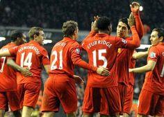 Liverpool eyes fan boost through social content push