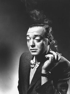 """Peter Lorre by Gjon Mili. Publicity shot for 'Stranger on the Third Floor' deemed the first """"film noir"""". Classic Film Noir, Classic Movie Stars, Classic Movies, Hooray For Hollywood, Golden Age Of Hollywood, Hollywood Stars, Hollywood Actor, Classic Hollywood, Old Hollywood"""