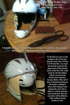 MJ's DESTINY Warlock Helmet/Cosplay Build