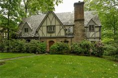 Tudor home - stucco & stone - mls 3219371