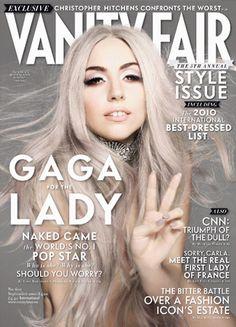 lady gaga vanity Fai