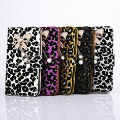 Luxury cell phone case iphone wallets case samsung by Walletcase, $15.00