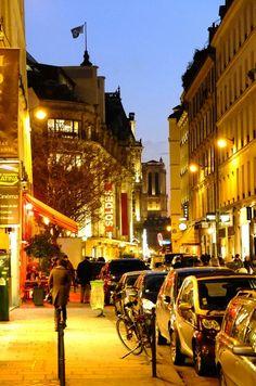 PARIS Le Marais I Rue du temple