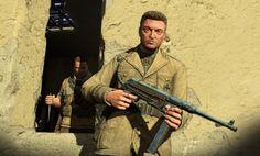 British gamers love trying to kill Charlie Brooker - Sniper Elite III