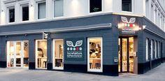 torrefaktum - Hamburg Corporate Design, Planer, Garage Doors, Mansions, House Styles, Outdoor Decor, Home Decor, Coffee Varieties, Drinking Coffee