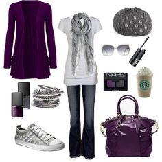 78 Best Purple Outfits images  3ac8fa262