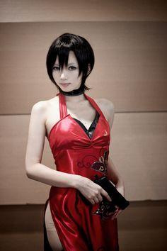 Resident Evil Cosplay: Ada Wong (Sera)